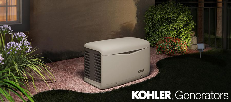 Kohler Standby Generator Installation in MD, DE, DC and VA