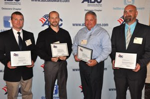 ABC awards Silver STEP Safety Award for Bausum & Duckett Electric