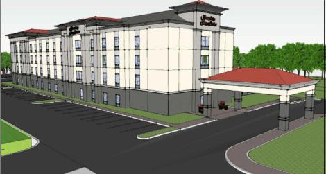 Hampton Inn Hotel, Ocean City, MD