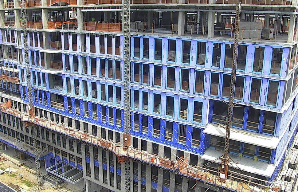 555 E. Street, Washington DEC Commercial Electrical Contracting