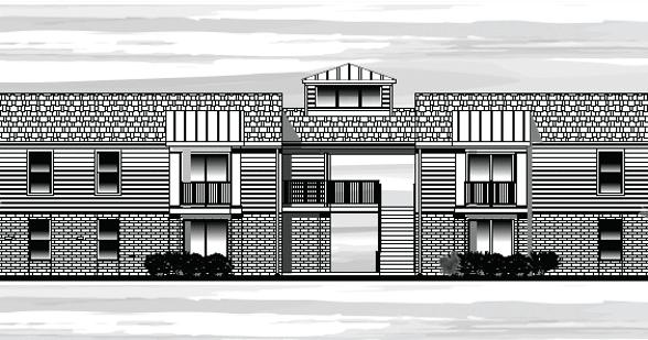Jefferson II Apartment Renovation