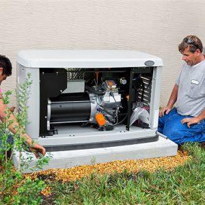 Generator Maintenance photo