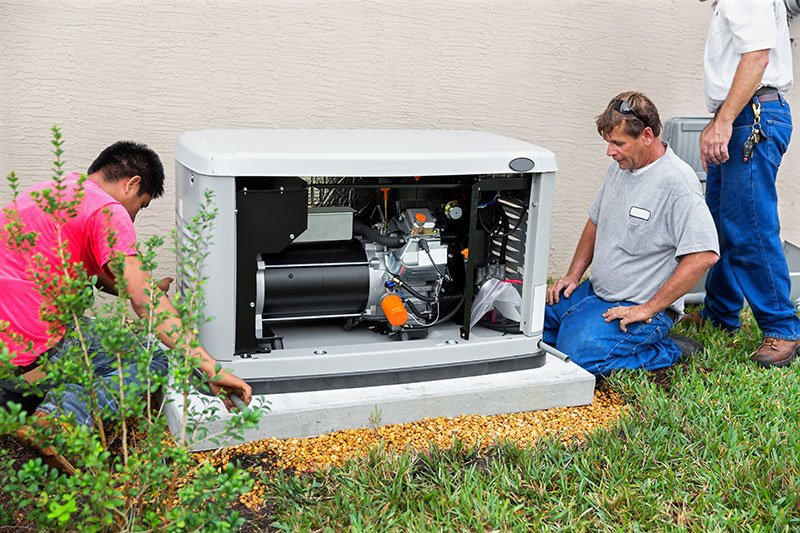 Generator Maintenance photo