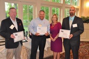 Safety Award Winners